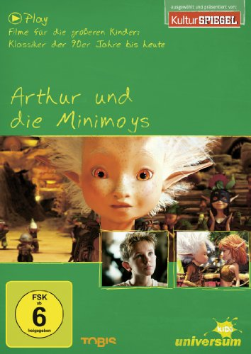 Arthur und die Minimoys - KulturSPIEGEL Edition Play