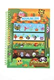 MOSHI MONSTER MOSHLING ZOO A5 NOTEBOOK