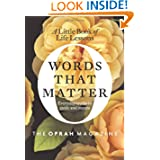 Words That Matter, by Oprah Magazine