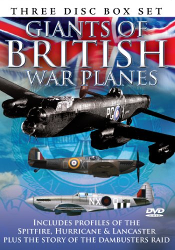 Giants Of British War Planes [DVD] [2007]
