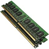 Memory Master 4 GB (2 x 2GB) DDR2 800 MHz PC2-6400 Desktop DIMM Memory Modules MMD4096KD2-800
