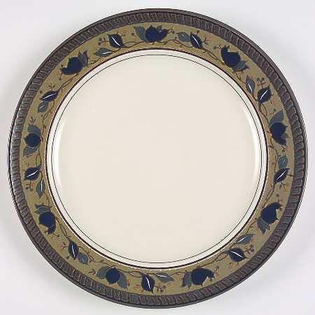 Mikasa Arabella 12 Chop Plate/Round Platter, Fine China Dinnerware Mikasa Fine China Japan