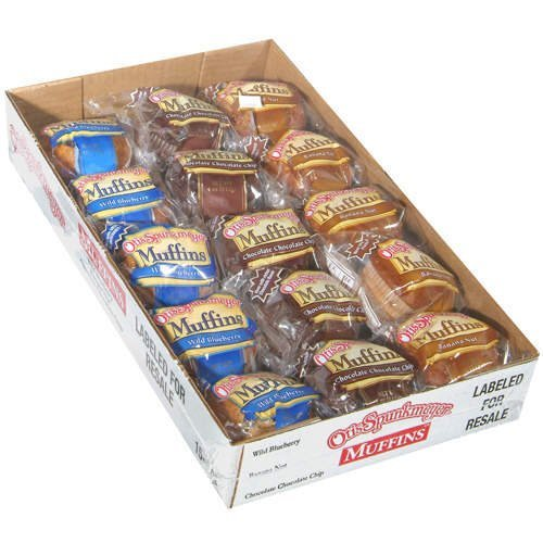 Otis Spunkmeyer® Muffin Variety - 15/4 oz.