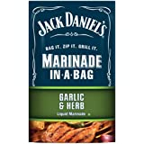 Jack Daniel's, Marinade In A Bag, Garlic & Herb, 12oz Bag (Pack of 3)