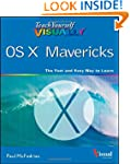 Teach Yourself VISUALLY OS X Mavericks