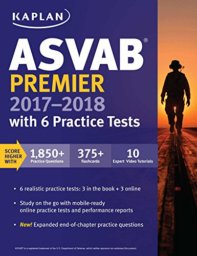 asvab-premier-2017-2018-with-6-practice-tests-online-book-videos-kaplan-test-prep