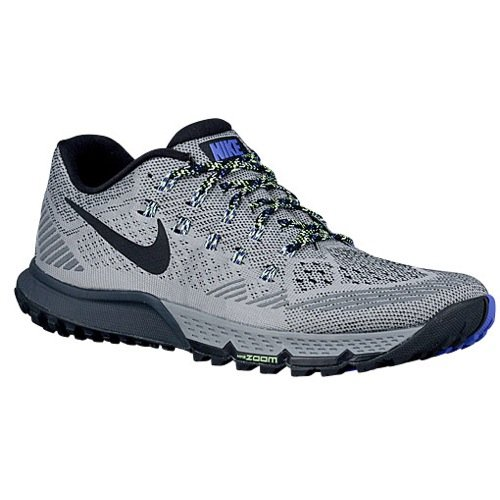 Nike Air Zoom Terra Kiger 3 Trail Running Shoe - Mens Cool Grey/Anthracite/Ghost Green/Black, 10.5 (Air 3 compare prices)