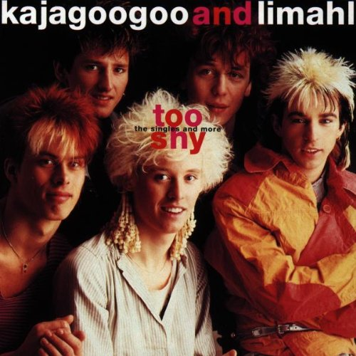 Limahl - Too Shy-The Singles...And More - Lyrics2You