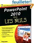 Powerpoint 2010 pour les nuls