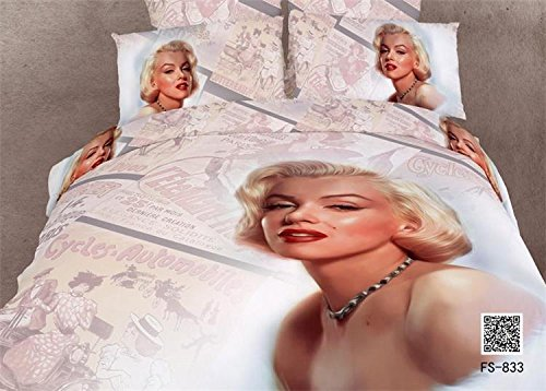 MM 3D Bedding Set from JoyBuy