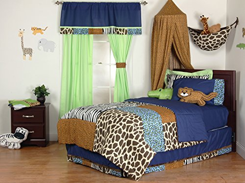 Kids Jungle Bedding