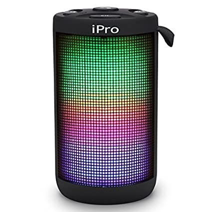 iPro-BLING-SP-210-Bluetooth-Speaker