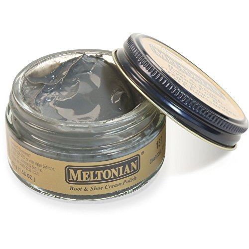 Meltonian Shoe Cream, 1.55 Oz, Charcoal Grey (Dye For Boots compare prices)