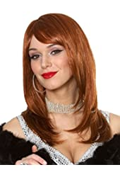 Sharon Natural Red Wig