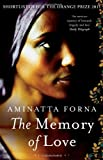 Aminatta Forna The Memory of Love