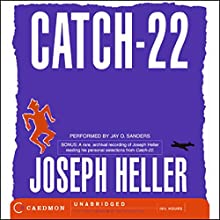 Catch-22 Audiobook by Joseph Heller Narrated by Jay O. Sanders