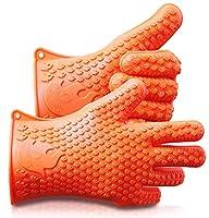 Ekogrips Max Heat Silicone BBQ Gloves…