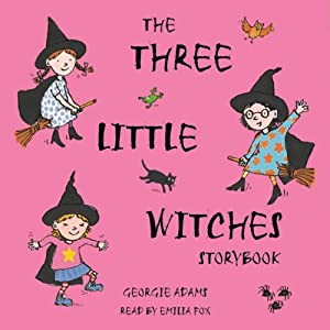 The Three Little Witches Storybook Audiobook