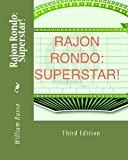 img - for Rajon Rondo: Superstar! book / textbook / text book