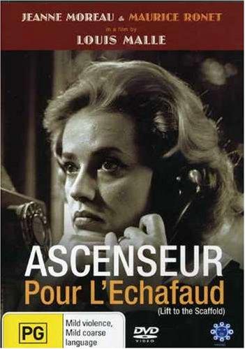 Скачать фильм Лифт на эшафот /Ascenseur pour l'echafaud/