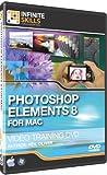 echange, troc Infinite Skills Mac Photoshop Elements 8 Tutorial - Video Training DVD-ROM (PC/Mac) [import anglais]