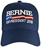 Bernie Sanders for President 2016 Hat Navy Blue