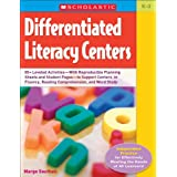 Differentiated Literacy Centers ~ Margo Southall
