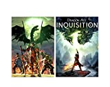 Set of 2 Dragon Age Inquisition Posters