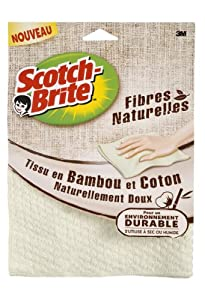 scotch brite tissu fibres naturelles hygi ne et soins du corps. Black Bedroom Furniture Sets. Home Design Ideas