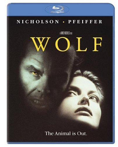Cover art for  Wolf [Blu-ray]