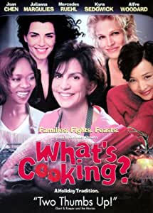 What's Cooking? / Xchange (Widescreen Double Feature) [Import]
