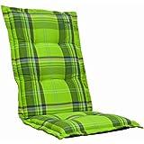Kettler 0309501-8731 Coussin pour chaise pliante 121 x 50 x 8 cm (Vert) (Import Allemagne)