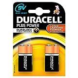S3568 Duracell Plus 9V Pack 2