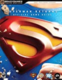 img - for Superman Returns(tm): The Videogame Signature Series Guide book / textbook / text book