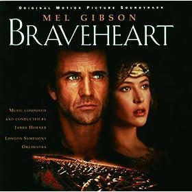 Portada disco Braveheart