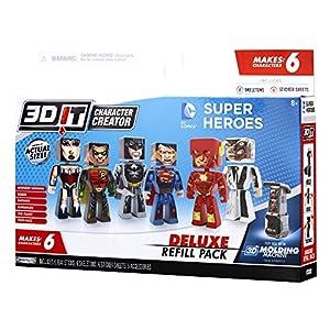 3DIT DC Deluxe Refill Children's Craft Kit