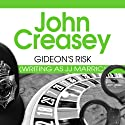 Gideon's Risk Audiobook by John Creasey Narrated by Hugh Kermode