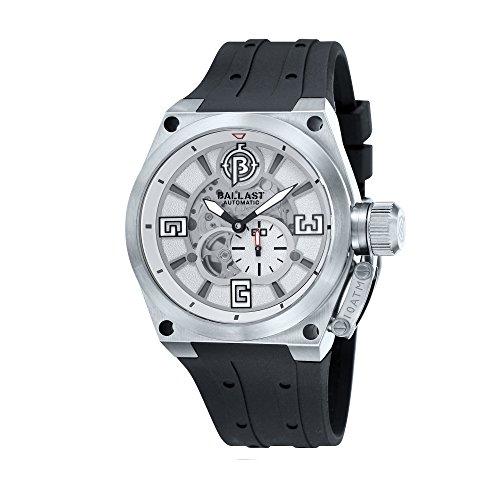 Ballast Men's BL-3129-02 VALIANT Analog Display Swiss Made Watch
