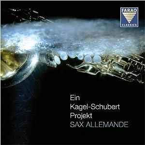 Kagel Schubert Project