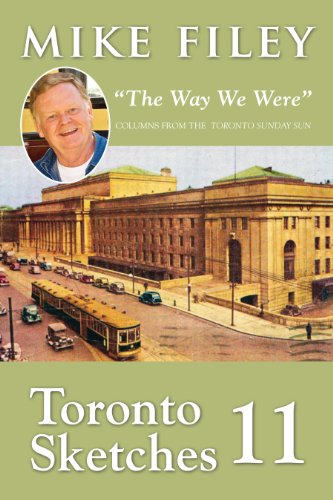 """Toronto Sketches 11: """"The Way We Were"""" front-594045"""
