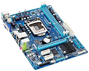 Gigabyte GAH61MDS2 Carte mère Micro ATX Intel Socket H2(1155) compatible Intel Core i7/i5/i3/Celeron