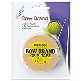 BOWBRAND(ボウブランド) オーバーグリップテープ3本巻 ウェットタイプ カフェオレ BOW003