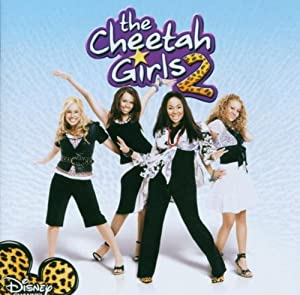 The Cheetah Girls 2 (Soundtrack CD)