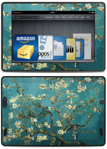 All New Kindle Fire HD Decal/Skin Kit, Blossoming