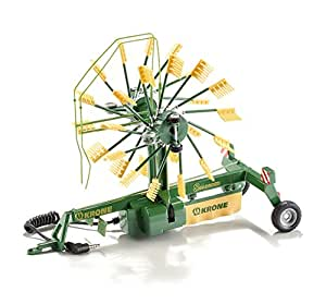 Amazon.com: Siku Radio Controlled Lateral Swather 1:32 Scale: Toys