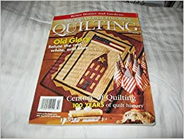 American Patchwork Quilting Magazine February 2002