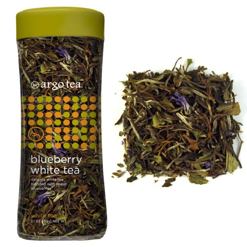 Blueberry White Tea Loose Leaf Tea - 2.1Oz