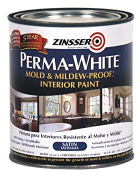 rust oleum 02704 bathroom paint white satin 047719027041. Black Bedroom Furniture Sets. Home Design Ideas