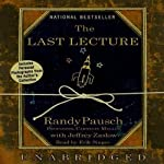 The Last Lecture | Randy Pausch,Jeffrey Zaslow