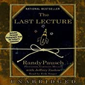 The Last Lecture | [Randy Pausch, Jeffrey Zaslow]